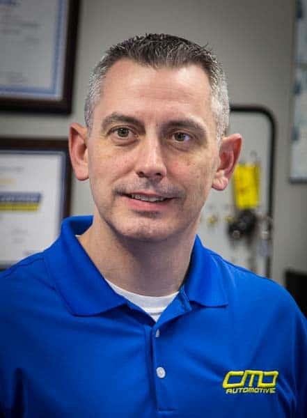 Kevin Davis- Service Manager