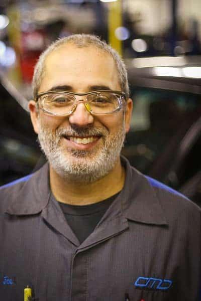 Joel Herman- Technician
