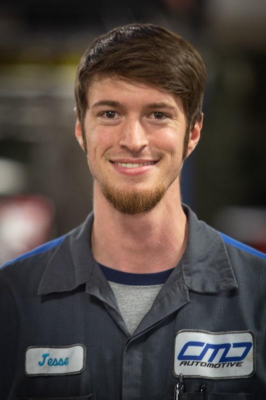 Jesse Meckola- General Service Technician